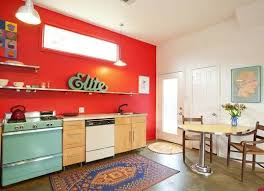 Red Kitchen Countertop - stainless steel countertops the pros and cons bob vila