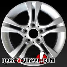bmw 3 series rims for sale 17x8 bmw 3 series wheels for sale 08 13 silver rims 71317