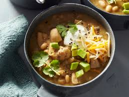 white chicken chili recipe southern living