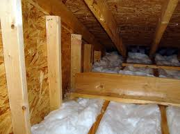 attic insulation replacement and animal contamination cleanup