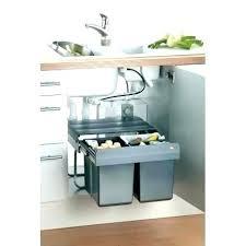 rangement poubelle cuisine rangement poubelle cuisine accessoire meuble cuisine accessoires
