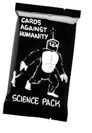cards against humanity stores science pack expansion cards against humanity board and