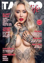 tattoo magazines tattoo life