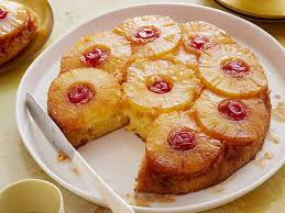 pineapple upside down grit cake recipe the neelys food network