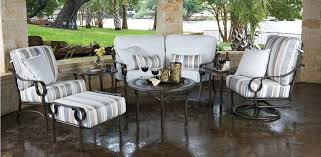 woodard patio furniture cushions stylish outdoor home decor image of