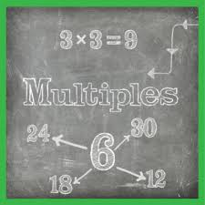 free printable factors and multiples maths worksheets for year 3