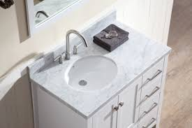bathroom sink top bathroom vanity with off center sink home