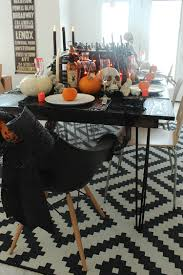 halloween tablecloths halloween centerpiece with diy plaster hands
