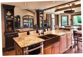 rustic elegant kitchen designs home design ideas