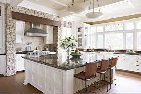 küche landhaus küche mit kochinsel landhausstil kogbox
