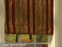 Classic Roman Shades - custom roman shades local design specialist exciting windows