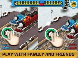 thomas friends race iphone game free download ipa