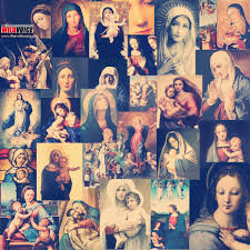 the queen of heaven and earth mary most holy and immaculate