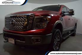 nissan titan cummins price 2016 nissan titan pickup for sale 534 used cars from 30 999