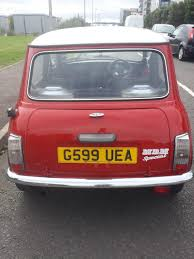 1990 rover mini city for sale classic cars for sale uk