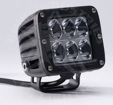 rigid industries led driving lights industries dually d2 led light pair