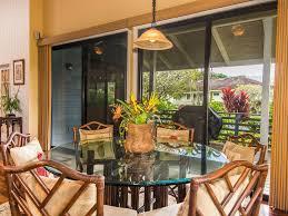 Tropical Dining Room Furniture Tropical U0026 Elegant Single Story Plantatio Vrbo