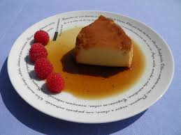 cuisine portugaise dessert desssert pudim de ovos crème caramel façon portugaise terre