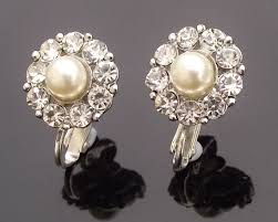 clip on earrings dublin clip on earrings jules bridal jewellery