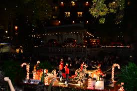 Austin Texas Christmas Lights by Holiday River Parade