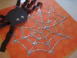 Halloween Spider Crafts by Eek A Spider Happy Home Fairy
