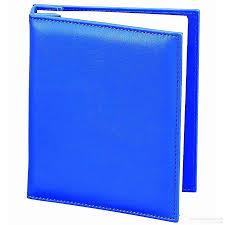 cheap photo album 4x6 indigo blue faux leather album holds 100 4x6 photos picture