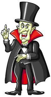 clipart of a vampire clipartxtras