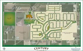 Ymca Floor Plan by Century Farm Community Map Brighton Corporation