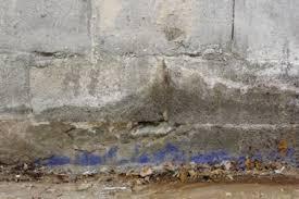 Mold On Basement Walls Cinder Block - concrete block foundation waterproofing the essentials