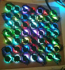 ge led christmas lights john graham turning ge color effects g 35 christmas lights