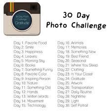 Challenge Instagram Deepness Bliss 30 Day Instagram Photo Challenge Part 1
