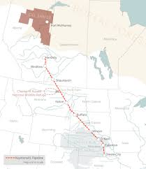 Keystone Xl Pipeline Map Spaces In Between U2013 Mary Peck