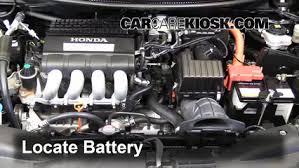honda car batteries how to jumpstart a 2011 2016 honda cr z 2011 honda cr z ex 1 5l