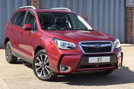 red subaru forester 2015 used 2017 subaru forester 2 0i xt for sale in west sussex
