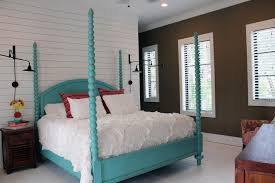 Bed Linen Decorating Ideas Stupendous Coral And Blue Bedding Decorating Ideas