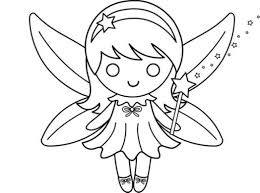 cute fairy coloring pages funny 471979 coloring pages free 2015