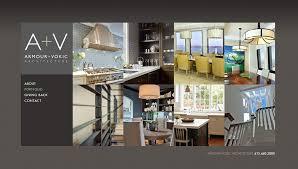 architect website design architecture website design armour vokic san francisco los angeles