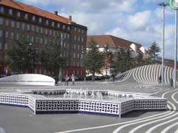 Turkish Bench Superkilen An Innovative Public Space In Copenhagen Well