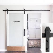 Barn Door Sliding Door Hardware by 21 Exciting Ways To Use Sliding Door Hardware To Spruce Up Your