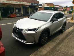 lexus rx for sale sydney 2015 lexus nx200t spotted in the blue mountains months ahead of