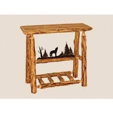 Log Dining Room Table Cedar Log Dining Room Furniture White Cedar Barnwood