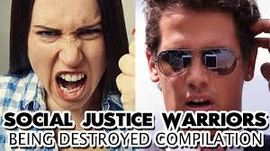 Social Justice Warrior Meme - social justice warriors being destroyed compilation feat milo