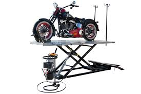 Motorcycle Lift Table by Motorcycle Vehicle And Automobile Lifts Home