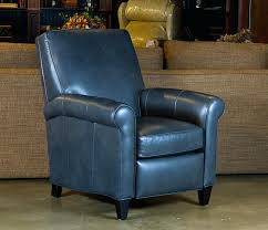 Swivel Recliner Armchair Blue Leather Recliner Chairs Blue Leather Recliner Blue Leather