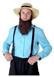 original halloween costumes men amish man costume