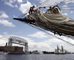 photos tall ships festival returns to duluth minnesota public