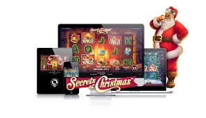 netent gets into the festive spirit with launch of secrets of