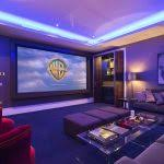 Media Room Seating - interior ideas sophisticated home theater design with media room