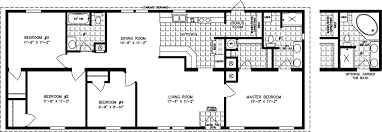 4 bedroom modular homes plans home plan
