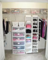 Bedroom Organization Ideas Best 25 Closet Organization Ideas On Pinterest